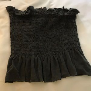 460096bd050 Truly Madly Deeply Tops - Urban Outfitters Loren Smocked tube top